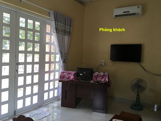 Bán nhà ở + văn phòng mặt tiền đường Nguyễn Thị Lắng, xã Tân Phú Trung, H.Củ Chi, TPHCM – DT: 350m2; Giá: 4 tỉ 550 triệu.