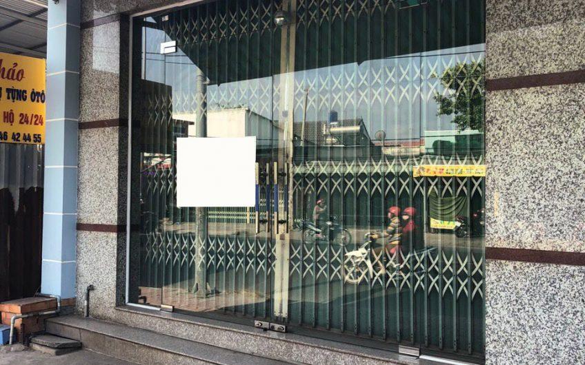 Bán nhà mặt tiền Tỉnh lộ 8 xã Bình Mỹ, huyện Củ Chi, TPHCM – DT: 142m2; Giá: 4,1 tỉ.